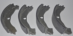 Rear Brake Shoes With Pads (for the Silver Cloud II, III & S2, S3)