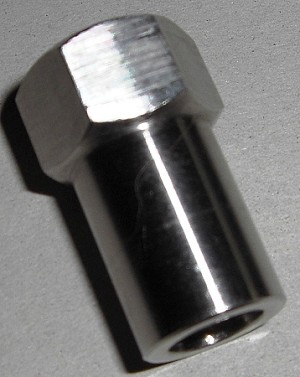 Exhaust Manifold Nut (RE 23756-A)