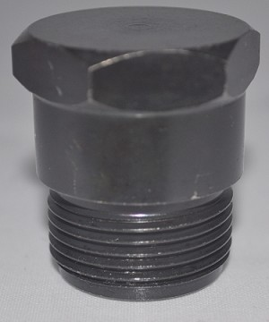 Cap With Shoulder For Fulcrum Pin ( UR 5138-A)